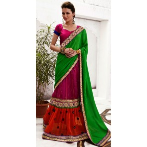Reasons To Get Exquisite Chiffon Sarees To Compliment Yourself